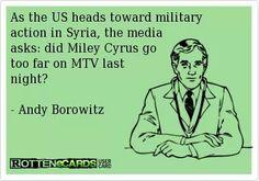 priorities... - andy borowitz.