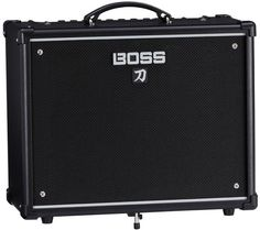 BOSS Katana-50. Part of the new Katana Amplifier range from BOSS.