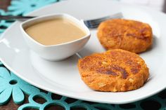 Tuna Sweet Potato Cakes