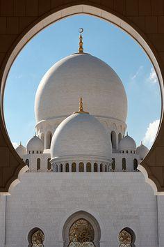 Sheikh Zaiyed Mosque