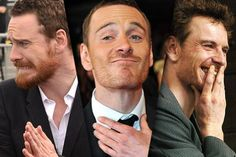 The Faces of Fassy! Rachel S found this funny Vulture article about the 22 funny faces of Michael Fassbender.