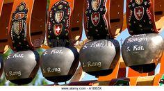 Cow Bells Switzerland Stock Photos & Cow Bells Switzerland Stock ...