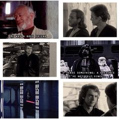 Anakin and Obi-Wan
