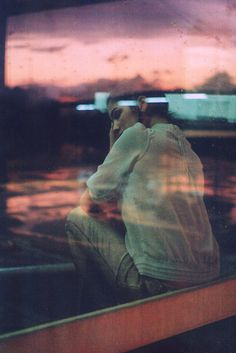 Laura Leal I am feeling this one today...i feel like i am in my own lonely world with the outside between an inch of glass but i have no way of connecting..i need to get out of this funk