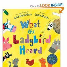 What The Ladybird Heard: Amazon.ca: Julia Donaldson: Books