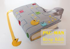 pacman bookcover