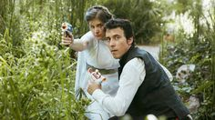 Carmen + Joaquin's Star Wars Engagement Photos  |  THIS IS SO AWESOME!!!