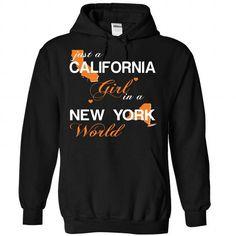 Awesome Tee V3-CALIFORNIA-NEWYORK girl Shirts & Tees