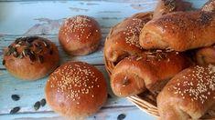 Csirkemell sonka házilag, E betű mentesen! - Salátagyár Bagel, Hamburger, Food, Breads, Bread Rolls, Essen, Bread, Burgers, Meals