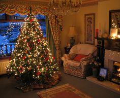 Autumn Nights & Christmas Lights