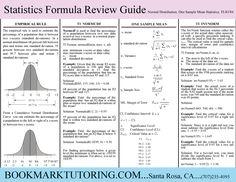 Statistics Cheat Sheet, Statistics Notes, Statistics Help, Statistics Humor, College Math, School Information, Lean Six Sigma, Math Help, Educational Websites