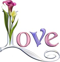 """Photo from album """"Свадьба"""" on Yandex. Love Heart, Peace And Love, All You Need Is Love, My Love, Love Wallpaper, Calla Lily, Love Words, Love Letters, Love Quotes"""