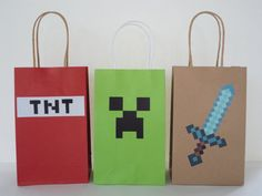 Hey, I found this really awesome Etsy listing at https://www.etsy.com/listing/464629085/instant-download-mine-themed-favor-bags