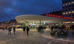 Nørreport Station - Danish Architecture Centre