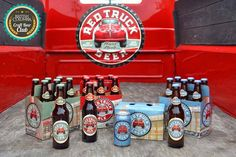 Red Truck Beer Company. Ultimate Vancouver Craft Beer Brewery List