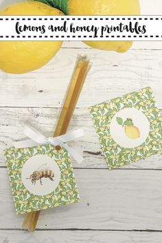 Host the sweetest honey and lemon bridal shower, baby shower, or spring party with these party printables from Everyday Party Magazine. #BridalShower #BabyShower #WhatWillItBee #BrideToBee #ShopEPM