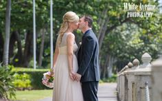 A + S ~ The Strand Townsville ~ Love ~ Romance ~ Forever ~ White Avenue Photography