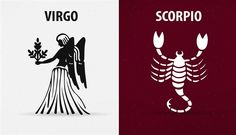 Virgo and Scorpio are zodiacs that share a strong karmic bond and together they for a deep and contended love bond. Astrology Scorpio, Virgo And Scorpio, Virgo Girl, Virgo Women, Astrology Compatibility, Astrology Signs, Zodiac Signs, Virgo Quotes, Sad Quotes
