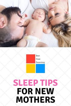 Sleep tips for Mom. Mother and Baby will have a better nights sleep with these tips!