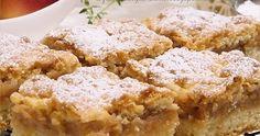 pyszna szarlotka na bardzo kruchutkim cieście Krispie Treats, Rice Krispies, Apple Pie, Food And Drink, Recipes, Apple Pies, Rice Krispie Treats, Rice Cereal