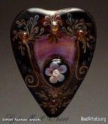 I love Lampwork Beads