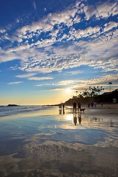 Laguna Beach, California.  Go to www.YourTravelVideos.com or just click on photo for home videos and much more on sites like this.