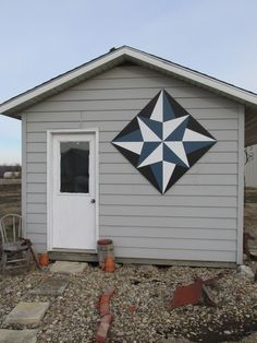 barn quilts are not only for barns :)
