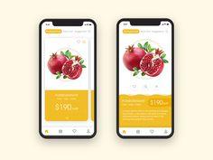 Furits app by Phạm Tuấn Anh