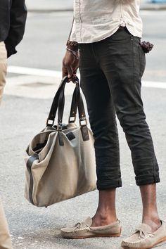 Ingénue Style: Menswear: Just Because