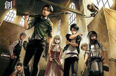 Latest 'Attack On Titan' Japanese Manga Release Surpasses One Million Mark