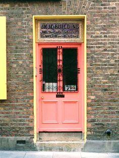 Dublin Doors | August/2017 - Dublin/Ireland  By Brisa Dalila @entojo