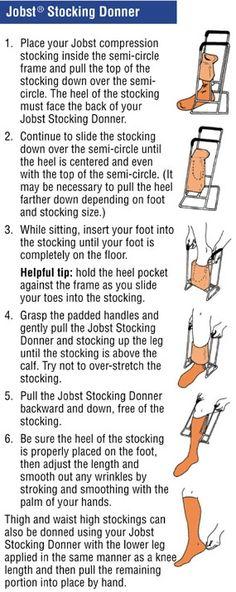 Jobst Stocking Donner