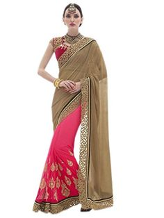 Shoppingover Bollywood Saree with Blouse in Georgette Fab... https://www.amazon.com/dp/B01LW4L7MC/ref=cm_sw_r_pi_dp_x_fjn4xbVFFGSG9
