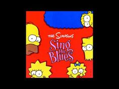 The Simpsons Soundtrack Do The Bartman School Day Born Under A Bad Sign (feat. King and Tower of Power) Moanin' Lisa Blu. Universal Music Group, The Simpsons, School Days, Bart Simpson, Singing, Blues, Make It Yourself, Album, Youtube