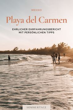 Was erwartet mich in Playa del Carmen, Mexiko? Wir erzählen dir in diesem Erfahrungsbericht, wie wir Playa del Carmen erlebt haben und verraten unsere besten Tipps für deinen Urlaub. Dj Sound, Riviera Maya, Beach Club, Movies, Movie Posters, Holiday Beach, Summer Days, North America, Round Trip