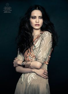 Li Wei by Zhang Jingna in Shades of Midnight for Fashion Gone Rogue