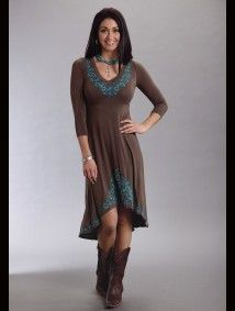 Cow Dresses For Women Country Western