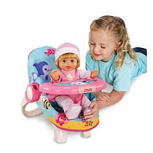 Wanna get this too for Natalie! Toddler Dolls, Reborn Baby Dolls, Babies R Us, Baby Kids, Toys R Us, Kids Toys, Baby Doll Furniture, Baby Doll Strollers, Baby Doll Nursery