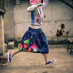 Origo riflova suknička - od uplneho začiatku domče