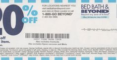 ... bed bath and beyond might be getting rid of percent off · easy click  travel coupons and s ...