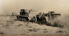 Afrika Korps, North Africa, Military Vehicles, Division, Tractors, German, Guns, Norte, Deutsch