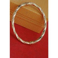 Bracelet Non Signé Jaune Or jaune A127825