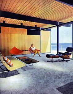 #summertime en la Hunt House, Malibu, 1957 | Craig Ellwood pic.twitter.com/e48LtBeEzS