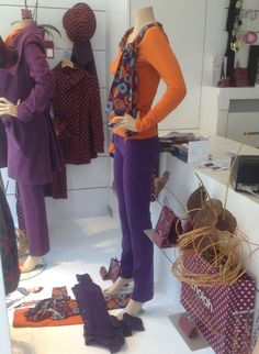 @Enolah Store Nieuwpoort etalage augustus 2014