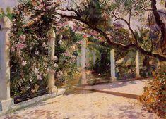 Georges-Antoine Rochegrosse(1859–1938) was a French historicaland decorative painter.