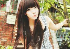 Ulzzang Girl Ulzzang, Ulzzang girl, girl, Cute, Korean, kfashion, pretty, fashion ^^