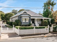 Property data for 135 West Street, Newtown, Qld Get sold price history for this house & median property prices for Newtown, Qld 4350 Queenslander House, Weatherboard House, Stone Benchtop, Stacking Doors, Fairytale House, Front Verandah, Narrow Rooms, Standing Bath, Black Front Doors