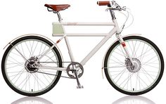 FARADAY PORTEUR, Most beautiful power-assisted bicycle