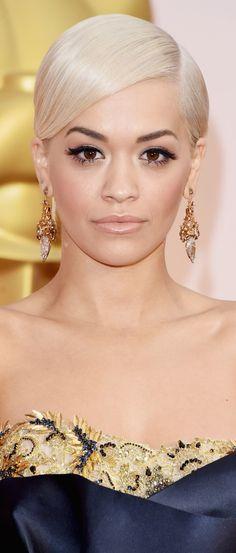 Rita Ora – 2015 Oscars Red Carpet in Hollywood