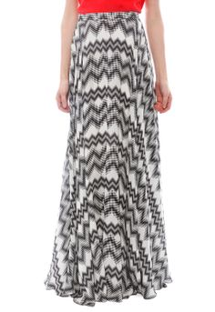 Parker Mckinley Skirt. Would be SO cute with  leather jacket.